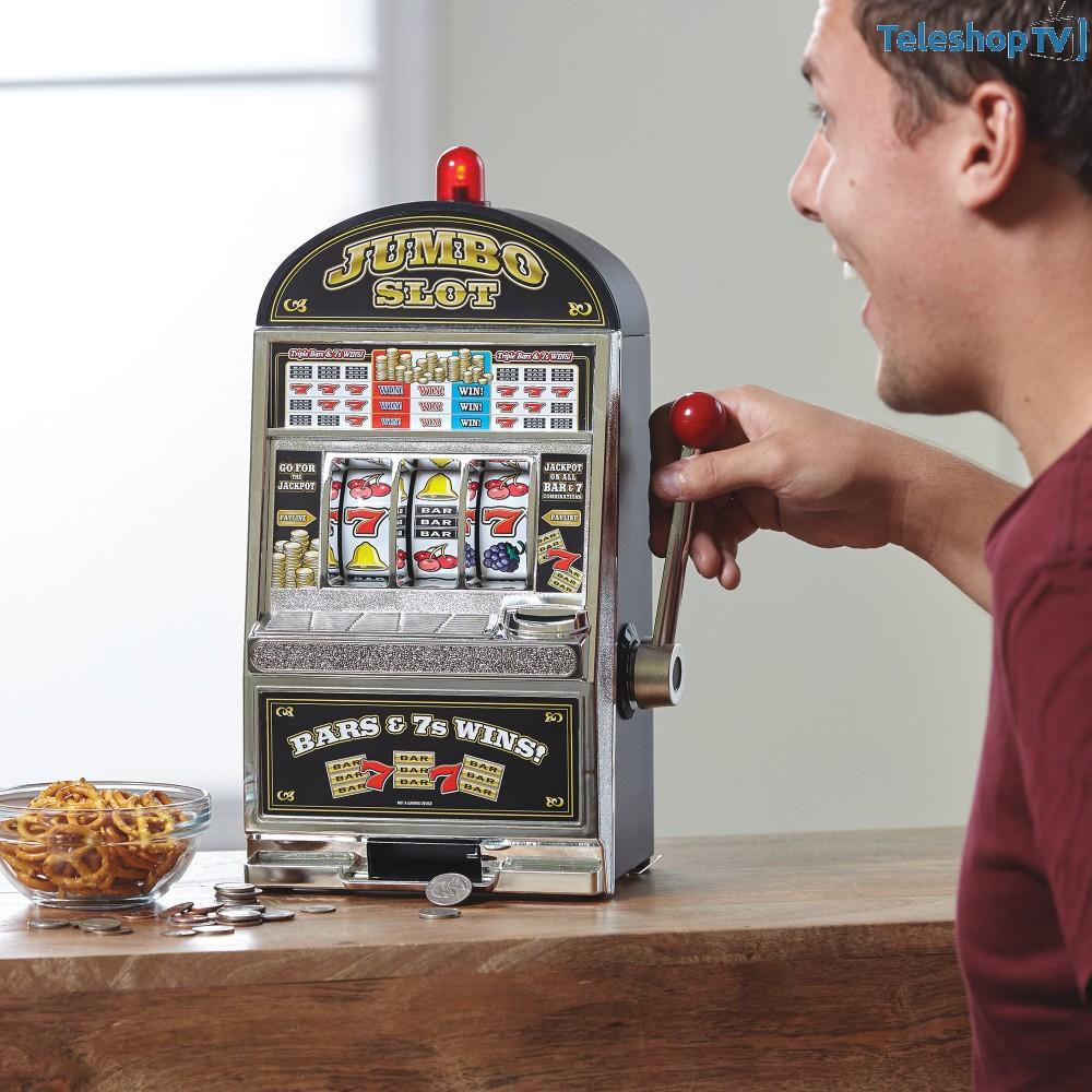 Pusculita Slot Machine TeleshopTV