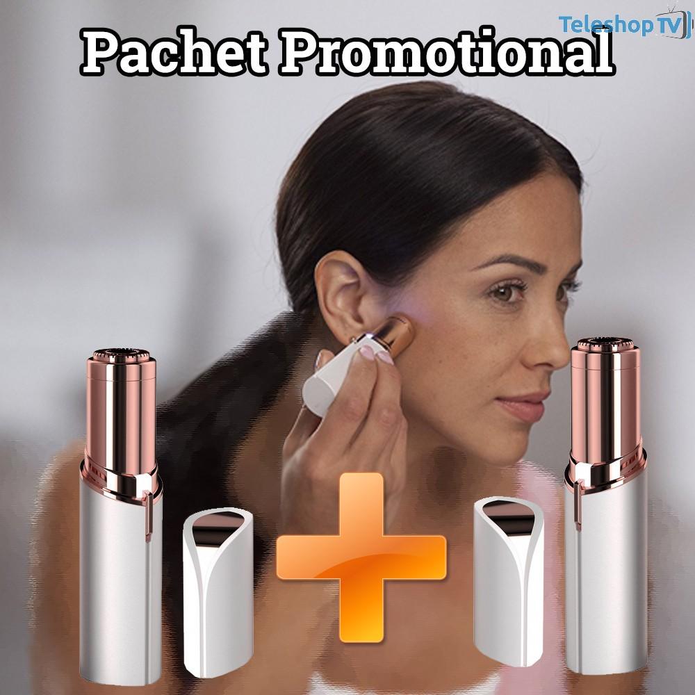 Pachet Promotional Epilator facial 1+1