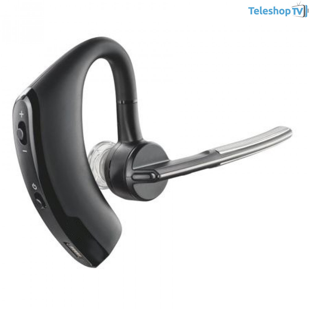 Casca Bluetooth, claritate HD, conectare Multipoint