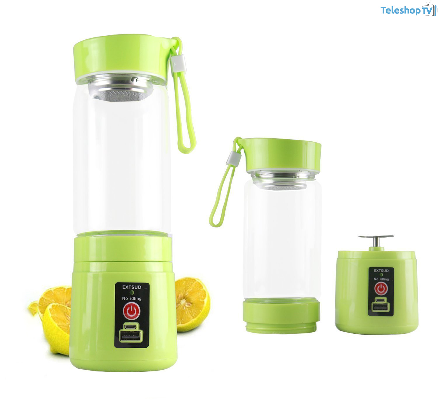 Mini Blender USB Portabil