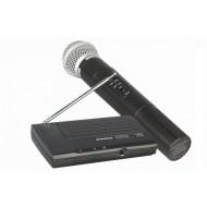 Microfon Profesional Wireless cu Receiver Original Rezultate Garantate