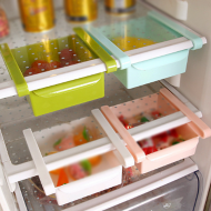 4 x Raft pentru depozitare in frigider