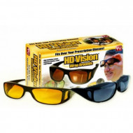 2X Ochelari cu protectie UV-Hd Vision de zi si de noapte