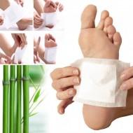Set 30 plasturi Kinoki pentru detoxifierea organismului la pret promotional!