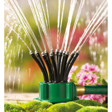 Aspersor Multifuntional, Furtunuri Flexibile, Tip Sprinkler, 360 grade