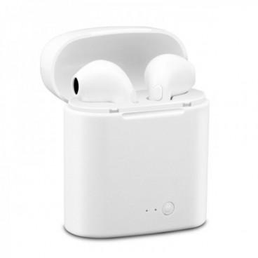 Casti wireless intra-auriculare i7S TWS