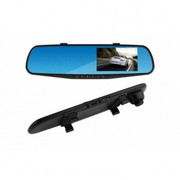 Oglinda retrovizoare cu camera auto DVR