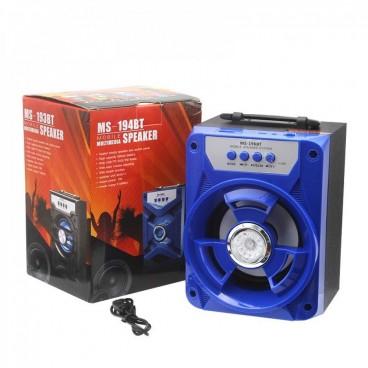 Boxa portabila wireless cu bluetooth cu acumulator