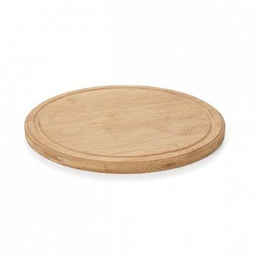 Tocator diametru 24 cm rotund din lemn