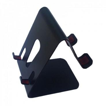 Suport dublu, Aluminiu, pentru telefon/tableta